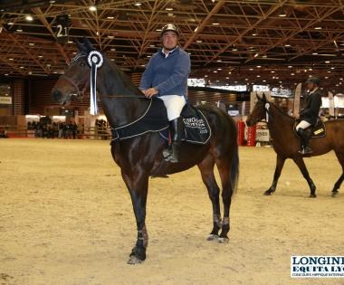 MAJOR Amateur 2 1m05 - PRIX CHEVAL LIBERTE © PSV J.Morel - 2019