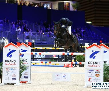 GRAND INDOOR FFE - GRAND PRIX presented by CHEVAL TV