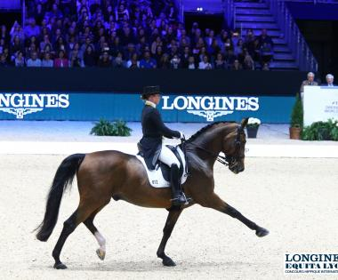 Equita Lyon 2019 - CDI-W - Grand Prix Freestyle presented by FFE Generali