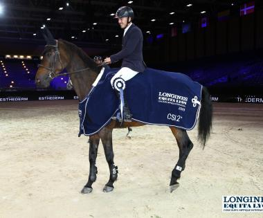 CSI2* - Prix ESTHEDERM - Morgan Bordat & Uma © PSV J.Morel - 2019