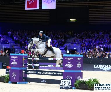 Longines Equita Lyon CHI - Longines FEI Jumping WORLD CUP™