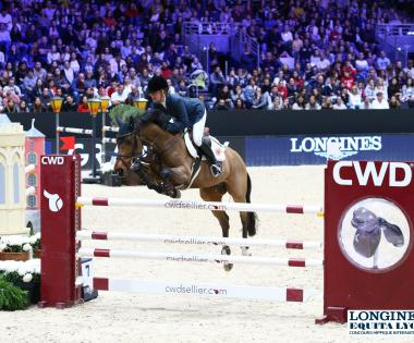 CSI JUMPING PONIES'TROPHY GRAND PRIX CWD
