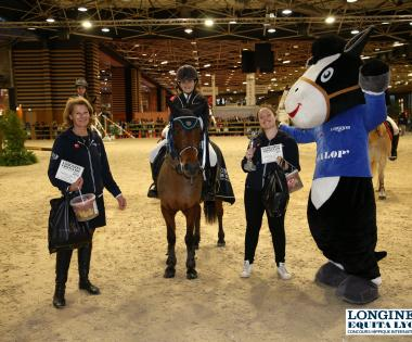 Poney 2 C - PRIX ALEXANDRA LEDERMANN